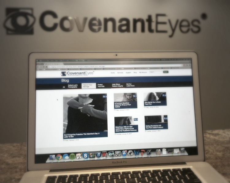 The New Covenant Eyes Blog: Subscribe to One or More of Our Categories